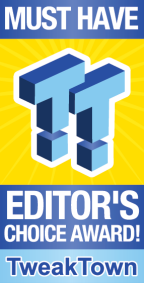 MUST HAVE Editor's Choice Award!