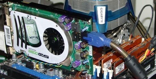 XFX GeForce 8600GTS XXX - nVidia's new mainstream DX10 is here!