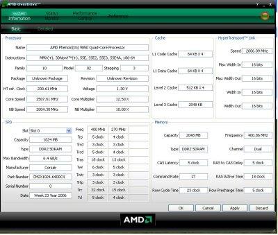 AMD Phenom X4 B3 Stepping Analysed