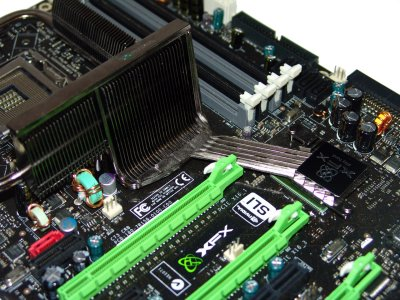 XFX nForce 790i Ultra SLI Motherboard
