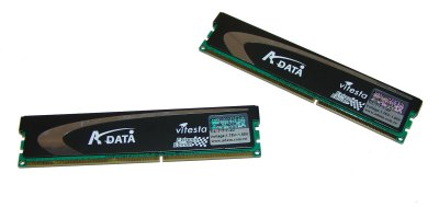 A-DATA Vitesta DDR3-1600X 2GB Memory Kit