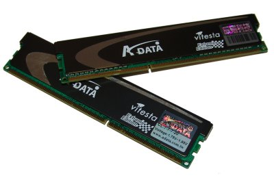 A-DATA Vitesta DDR3-1600X 2GB Memory Kit