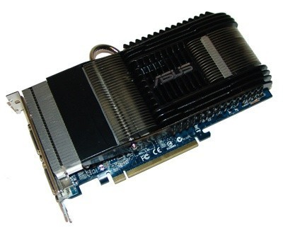 ASUS EN9600GT SILENT Graphics Card
