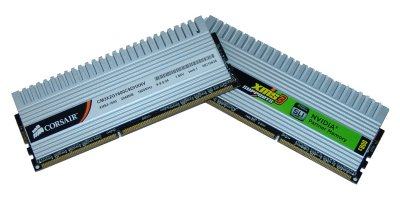 Corsair XMS3 DHX 1600MHz 4GB Memory Kit