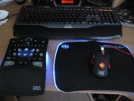 Cyber Snipa PWNAGE Desktop