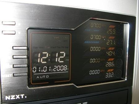 NZXT Sentry LX - Fan Controller