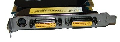 ZOTAC 9600 GSO 384MB