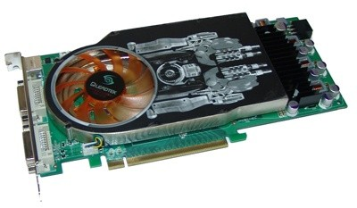 Leadtek WinFast PX9600 GSO Extreme 384MB