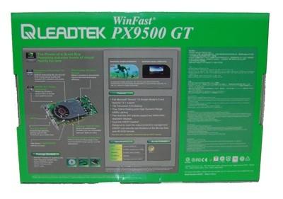 Leadtek WinFast GeForce 9500 GT