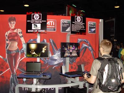 The Vendors of QuakeCon 2008