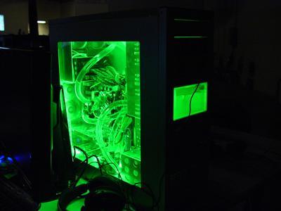 QuakeCon 2008 Case Mods