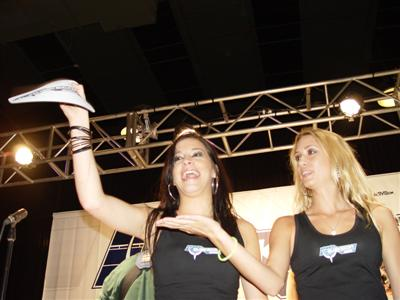 QuakeCon 2008 Booth Babes
