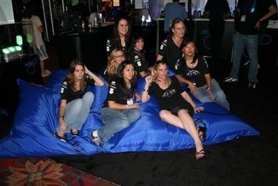QuakeCon 2008 Booth Babes