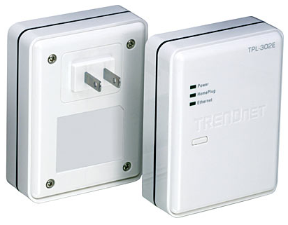 TRENDnet 200Mbps Powerline Home Networking Kit