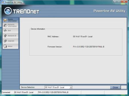TRENDnet 200Mbps Powerline Home Networking Kit