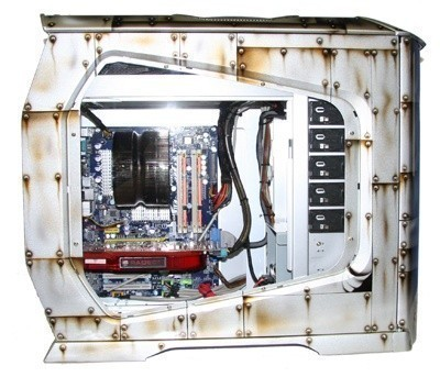 Smooth Creations Asylum Gaming PC
