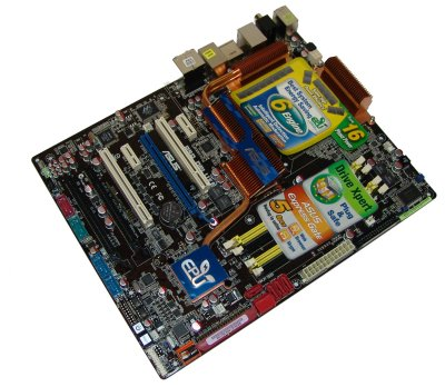 ASUS P5Q Deluxe Motherboard Review
