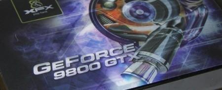 XFX GeForce 9800 GTX+ Graphics Card