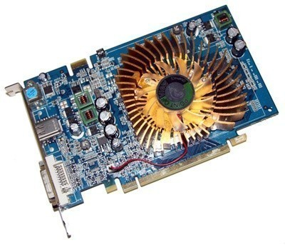 Point of View GeForce 9500 GT Graphics Card