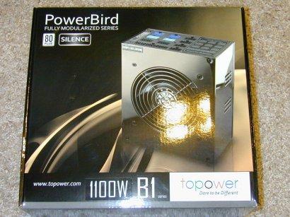 Topower PowerBird 1100 PSU