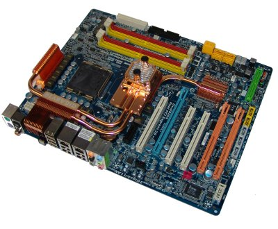 GIGABYTE EP45 Extreme Motherboard Review
