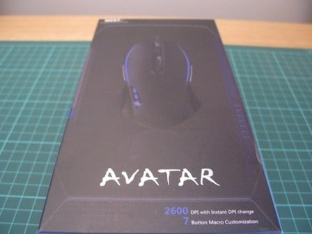 NZXT Avatar Gaming Mouse