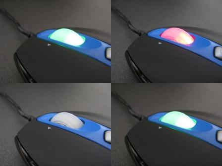 OCZ Dominatrix Gaming Mouse