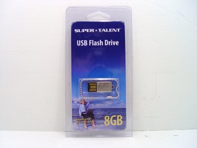 Fifteen Flash Drives Rounded Up