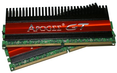 Chaintech APOGEE GT DDR2-1150 4GB Memory Kit