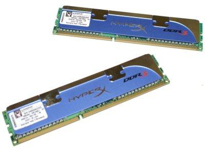 Kingston HyperX XMP-1800 2GB DDR3 Memory Kit