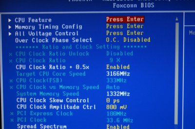 Foxconn Concerto G45 Motherboard Preview