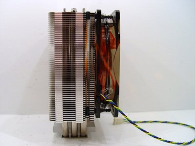 Xigmatek Red Scorpion S1283 H.D.T. CPU Cooler