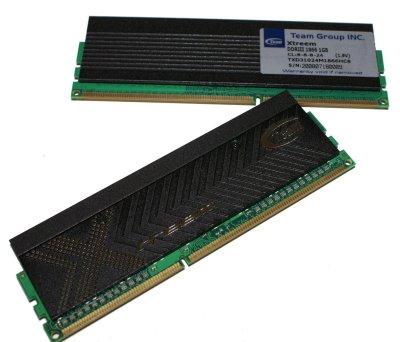 Team Group Xtreem DDR3-1866 2GB Memory Kit