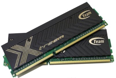 Team Group Xtreem DDR3-1866 2GB Memory Kit