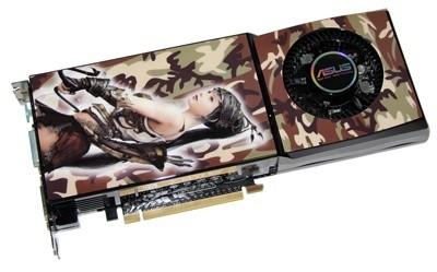 ASUS GeForce GTX 260 TOP Graphics Card