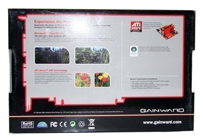 Gainward Radeon HD 4850 Golden Sample Graphics Card