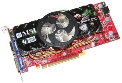 MSI GeForce 9800 GT 512MB Graphics Card