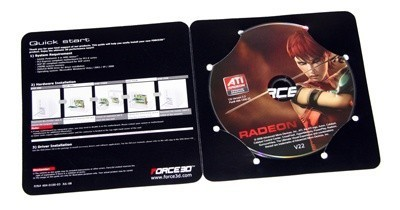 Force3D Radeon HD 4870 Black Edition Graphics Card