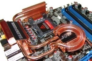J&W X48D2 Extreme Motherboard