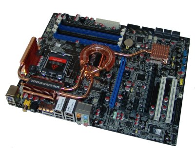 J&W X48D2-EXTREME Motherboard