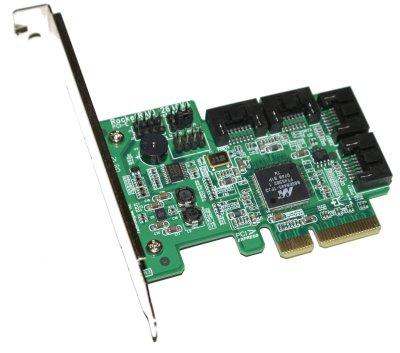 HighPoint RocketRAID 2640X4 Controller