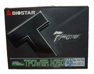BIOSTAR TPower nForce 750a Motherboard Review