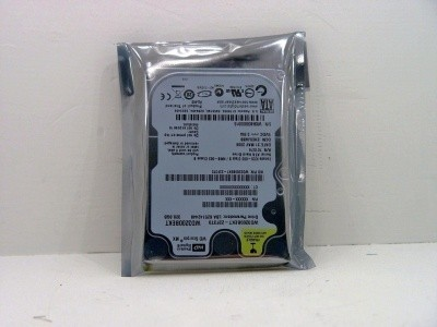 Western Digital Scorpio Black 320GB 2.5