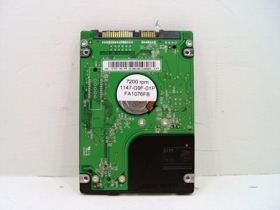 Western Digital Scorpio Black 320GB 2.5
