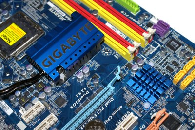 GIGABYTE EP45-UD3P Motherboard Review