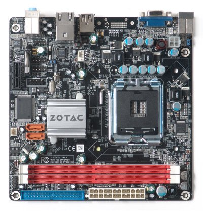 ZOTAC nForce 610i Mini-ITX Motherboard