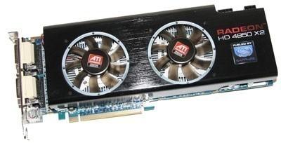 Sapphire Radeon HD 4850 X2 In CrossfireX