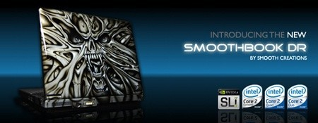 Smooth Creations Smoothbook DR Notebook