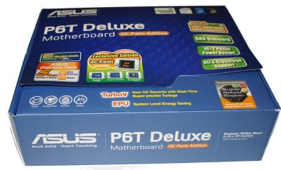 ASUS P6T Deluxe Motherboard Review