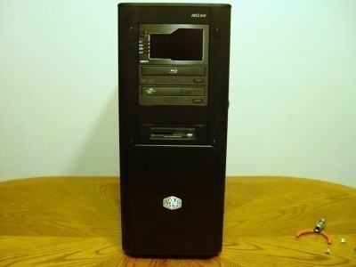 CyberPower Black Pearl Gaming PC